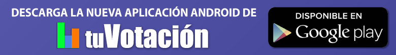Tu Votación para Android