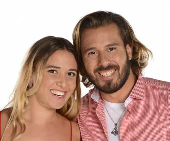 Verónica y Jonatan