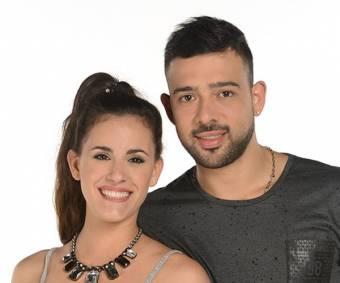 Sofía y Leonel