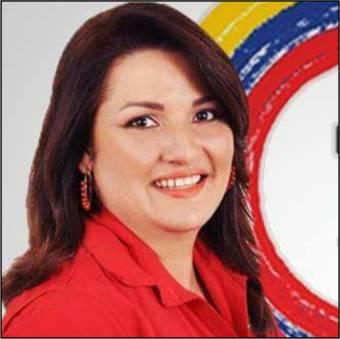 Lorena Salazar, Partido: UPV89.