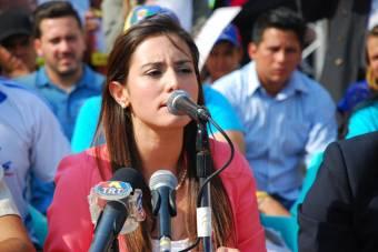 Patricia de Ceballos (VP-MUD)