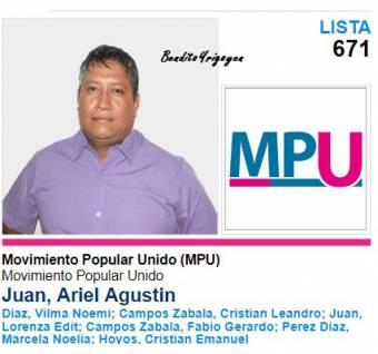 Ariel Juan-Lista 671