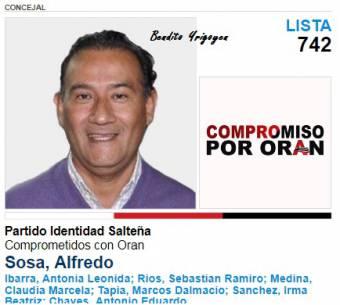 Alfredo Sosa-Lista 742