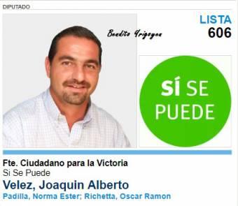 Joaquin Velz-Lista 606