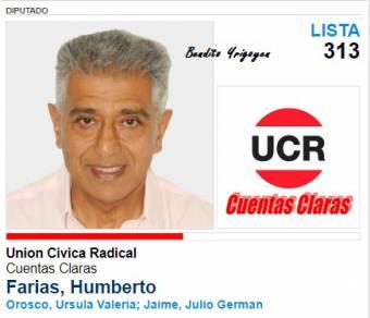 Humberto Faria-Lista 313