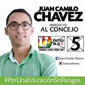 Juan Camilo Chavez Niño