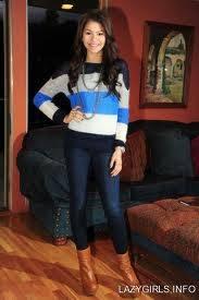Zendi siempre se viste genial:)