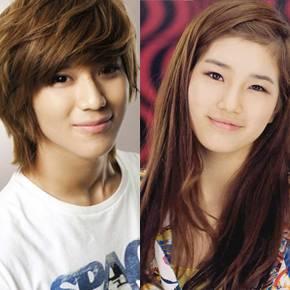 Taemin y Suzy