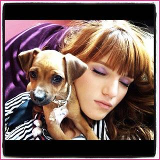 la adoro porque tiene una mascota preciosa llamada Kristal