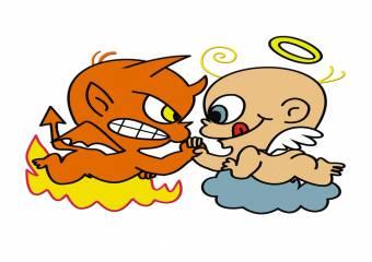 Diablo y Angel