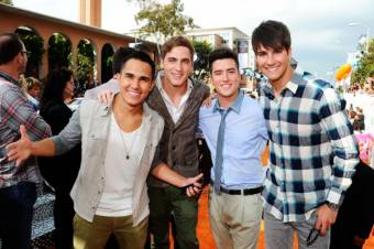 big time rush ?