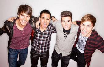 Big Time Rush! por 100pree..! :D