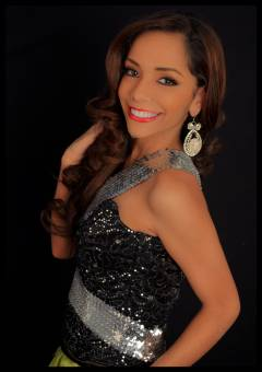 Miss Potuguesa   Caterin Silva