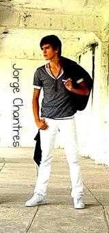 Jorge Chantres (Destiny Boys)