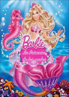 Barbie la princesa de las perlas
