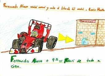 3.- FERRARI DE TODO A CIEN