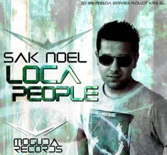 Sak Noel- Loca People