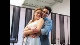 Martina (violetta) y Pablo (tomas)