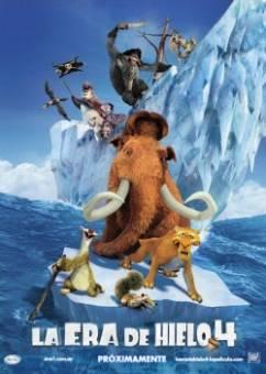 la era de hielo 4 la division de los continentes