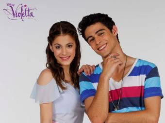 Tomas y Violetta :P