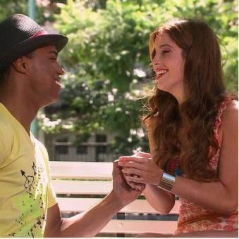 Camila y Brodwey