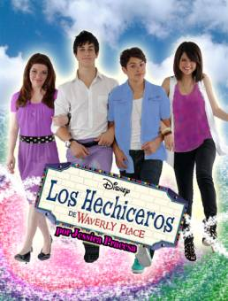 Los hechiceros de waverly place-the wizards of waverly place  (Selena Gomez)