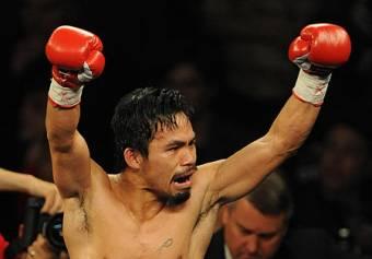 PACQUIAO Manny (Filipinas, Boxeo)