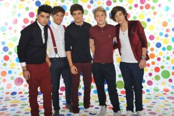 Los Wuandis ( ONE DIRECTION)