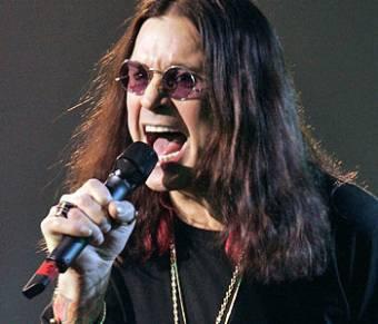 Ozzy Osbourne Ingles (Black sabbath, Ozzy)