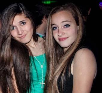 Yo con Yana