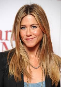 Jennifer Aniston. (Rachel Green)