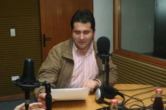 José Pepe Hormazabal - Sintonía Azul Radio Santiago