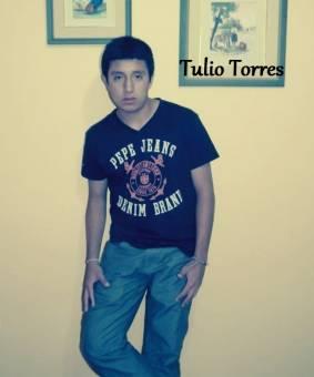 Tulio Alonso Torres Rivas Plata - Promoción 2010