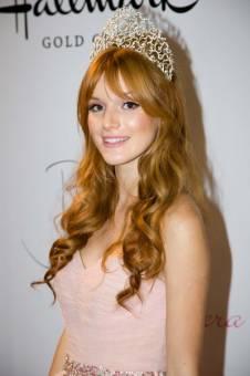 Bella pareze una princesa porque es linda