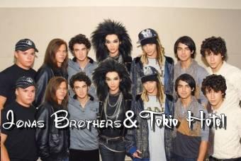 Jonas Brothers & Tokio Hotel