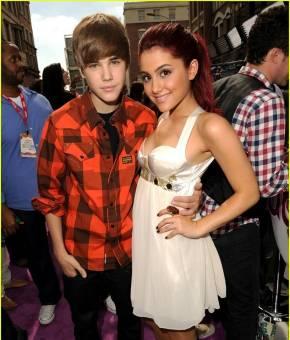 Justin Bieber + Ariana Grande = Jariana