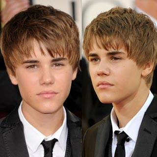El buenorro de Justin Bieber