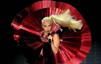 Marry the Nigth en los MTV EMA 2011