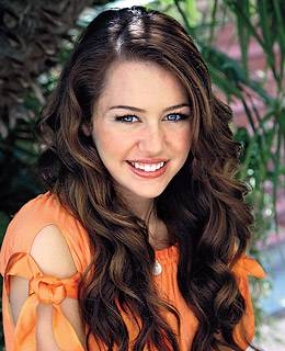 miley cyrus adolescente