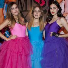 Valentina, Natalia, Leonora (Miss xv)