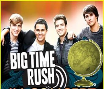 Grupo Revelacion del Año-(Big Time Rush)