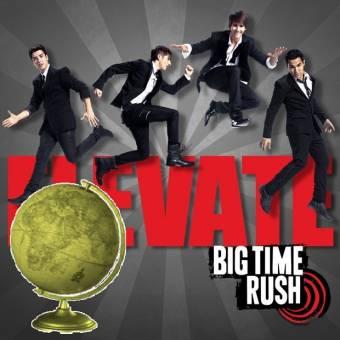 Album Internacional Del Año-(Elevate-Big Time Rush)