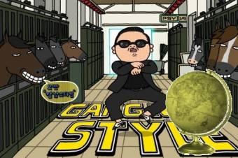 Mejor Cancion y Video K-Pop del Año-(Gangnam Style-PSY)