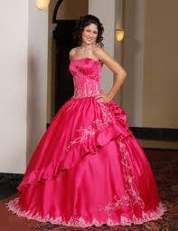 El vestido mas lindo de 15