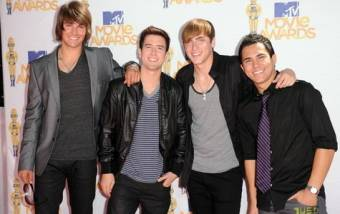 Big time rush(Boyfriend)