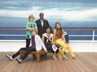 Zack y Cody:Gemelos a bordo