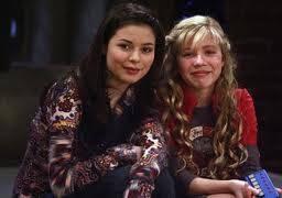 Miranda Cosgrove y Jennette Mccurdy