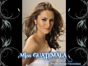 Miss Guatemala (Forista: ReinaS Venezolana)