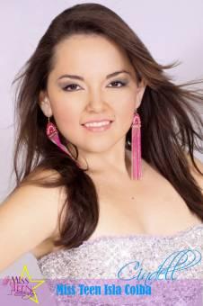 Miss Teen Isla Coiba