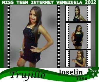 Miss Teen Internet Trujillo-Joselin Ysea